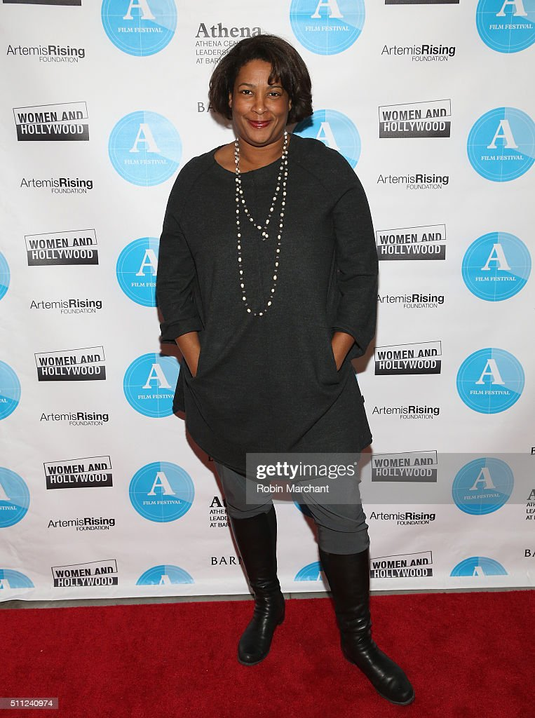 Director Dawn Porter attends The 6th Annual Athena Film Festival Opening Night at Barnard College on February 18 2016 in New York City