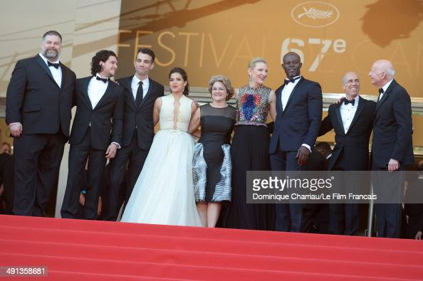 Director Dean DeBlois Kit Harington Jay Baruchel America Ferrera Bonnie Arnold Cate Blanchett Djimon Hounsou CEO of DreamWorks Animation Jeffrey...