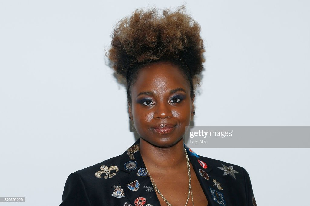 Director Dee Rees attends The Academy of Motion Picture Arts & Sciences Official Academy Screening of Mudbound at the MOMA Celeste Bartos Theater on November 17, 2017 in New York City.