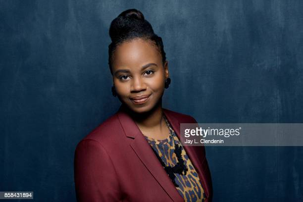 Director Dee Rees from the film 'Mudbound' poses poses for a portrait at the 2017 Toronto International Film Festival for Los Angeles Times on...