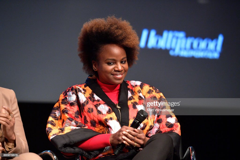 Director Dee Rees speaks onstage during the Hammer Museum presents The Contenders 2017 'Mudbound' at Hammer Museum on December 4, 2017 in Los Angeles, California.
