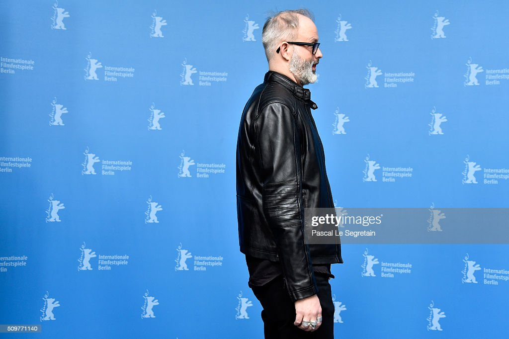 Director Denis Cote attends the 'Boris without Beatrice' (Boris sans Beatrice) photo call during the 66th Berlinale International Film Festival Berlin at Grand Hyatt Hotel on February 12, 2016 in Berlin, Germany.