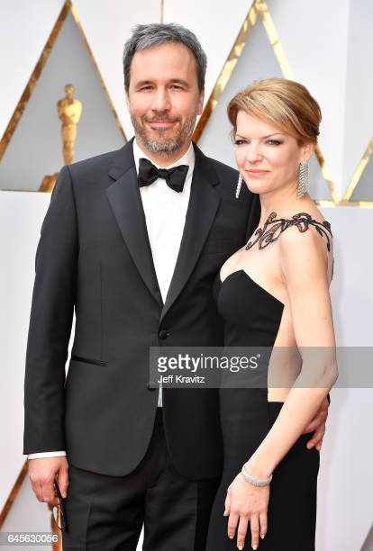 Director Denis Villeneuve and Tanya Lapointe attend the 89th Annual Academy Awards at Hollywood Highland Center on February 26 2017 in Hollywood...