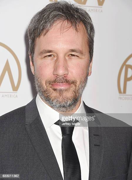 Director Denis Villeneuve arrives at the 28th Annual Producers Guild Awards at The Beverly Hilton Hotel on January 28 2017 in Beverly Hills California