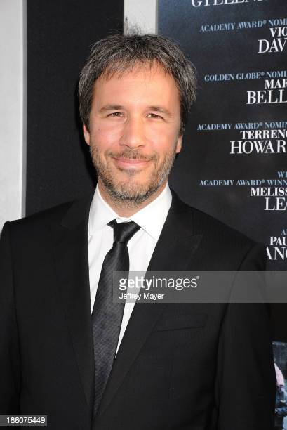 Director Denis Villeneuve arrives at the 'Prisoners' Los Angeles Premiere at the Academy of Motion Picture Arts and Sciences on September 12 2013 in...