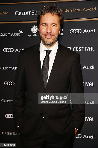Director Denis Villeneuve attends 'Prisoners' Green Carpet during the Zurich Film Festival 2013on September 28 2013 in Zurich Switzerland