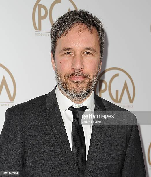 Director Denis Villeneuve attends the 28th annual Producers Guild Awards at The Beverly Hilton Hotel on January 28 2017 in Beverly Hills California