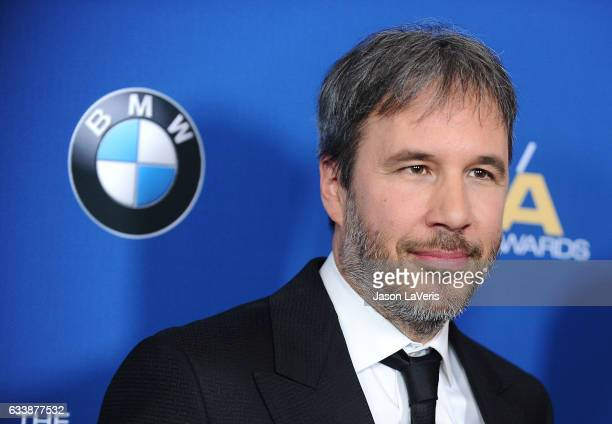 Director Denis Villeneuve attends the 69th annual Directors Guild of America Awards at The Beverly Hilton Hotel on February 4 2017 in Beverly Hills...