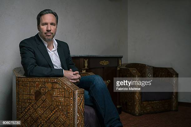 Director Denis Villeneuve is photographed for Self Assignment on September 5 2016 in Venice Italy