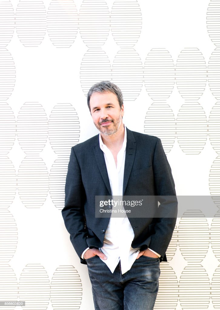 Director Denis Villeneuve of 'Blade Runner 2049' for Los Angeles Times on September 24, 2017 in Los Angeles, California.