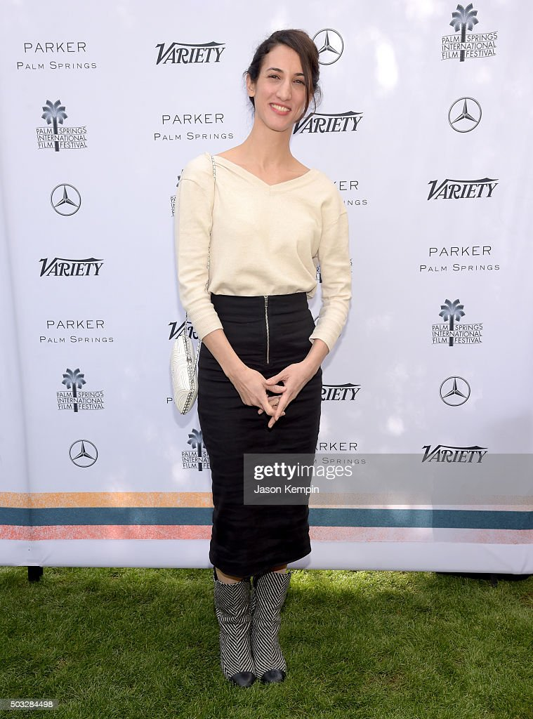Director Deniz Gamze Erguven attends Variety's Creative Impact Awards and 10 Directors to Watch Brunch Presented By Mercedes-Benz at The 27th Annual Palm Springs International Film Festival on January 3, 2016 in Palm Springs, California.