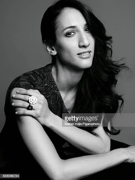 Director Deniz Gamze Erguven is photographed for Madame Figaro on January 16 2016 in Paris France Dress rings PUBLISHED IMAGE CREDIT MUST READ Matias...