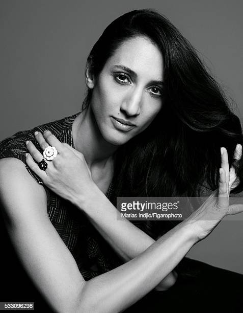 Director Deniz Gamze Erguven is photographed for Madame Figaro on January 16 2016 in Paris France Dress rings CREDIT MUST READ Matias...