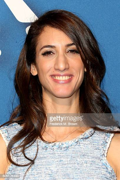 Director Deniz Gamze Ergüven attends The Hollywood Reporter's 4th Annual Nominees Night at Spago on February 8 2016 in Beverly Hills California