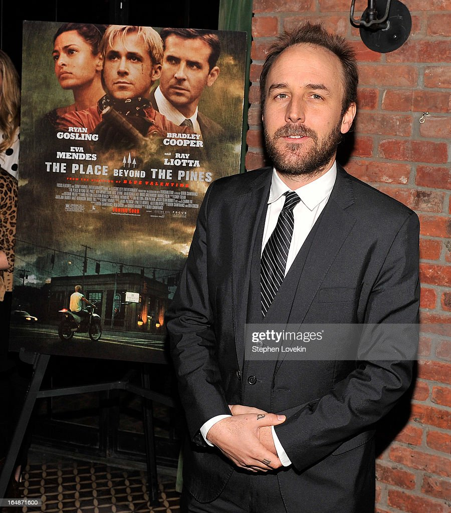 Director Derek Cianfrance attends 'The Place Beyond The Pines' New York Premiere After Party at The Bowery Hotel on March 28, 2013 in New York City.