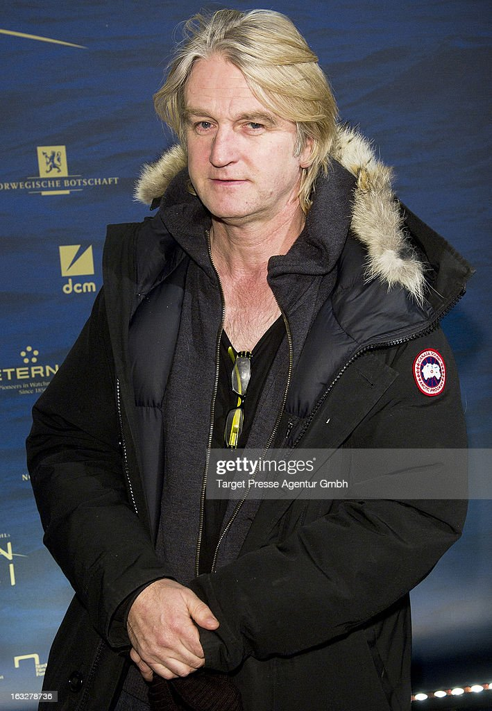 Director Detlev Buck attends the 'Kon-Tiki' Premiere at Kino International on March 6, 2013 in Berlin, Germany.