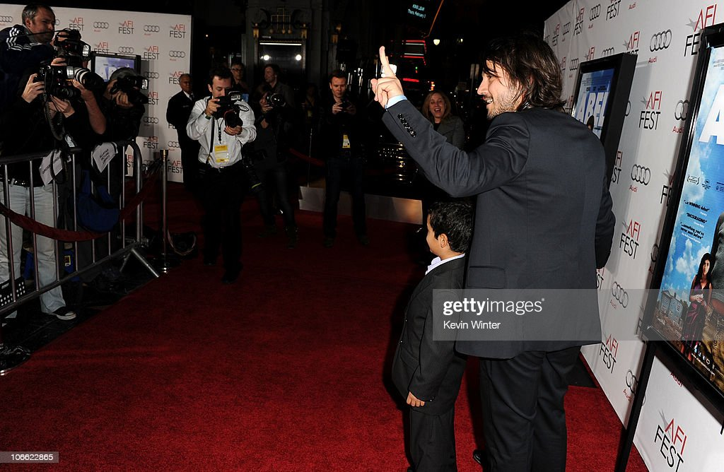 "AFI FEST 2010 Presented By Audi - ""Abel"" Screening - Red Carpet"