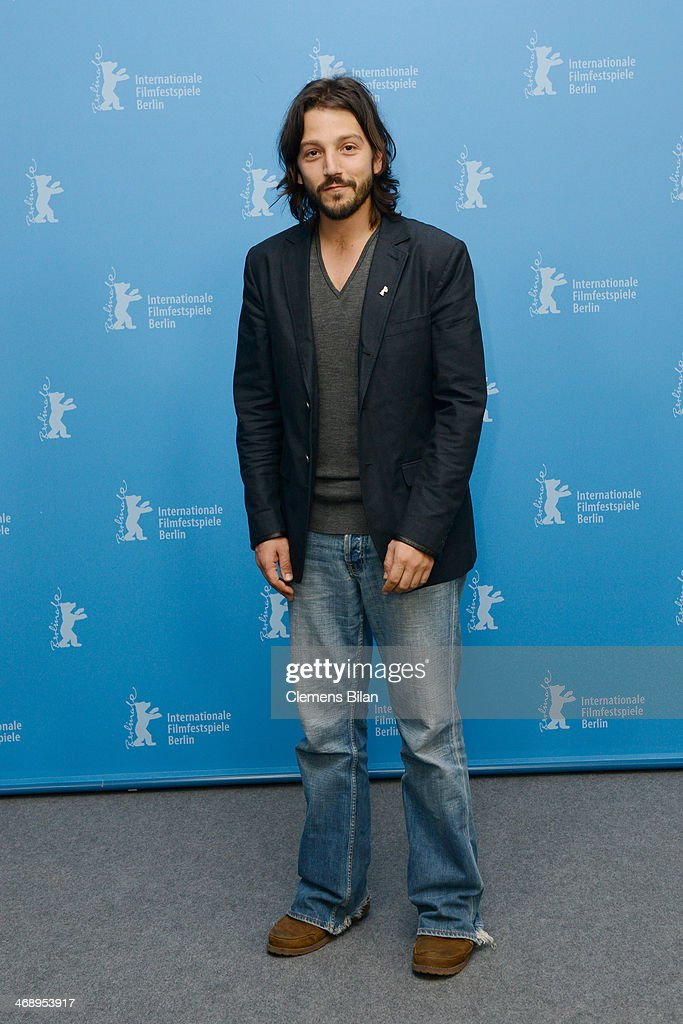 Director <a gi-track='captionPersonalityLinkClicked' href=/galleries/search?phrase=Diego+Luna&family=editorial&specificpeople=213511 ng-click='$event.stopPropagation()'>Diego Luna</a> attends the 'Cesar Chavez' photocall during 64th Berlinale International Film Festival at Grand Hyatt Hotel on February 12, 2014 in Berlin, Germany.