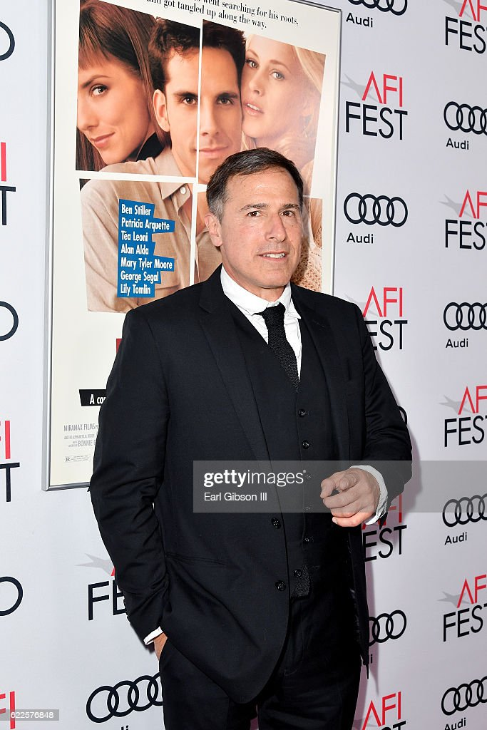 Director Director David O. Russell attends the premiere of Cinema's Legacy Conversation for 'Flirting With Disaster' at AFI Fest 2016, presented by Audi at TCL Chinese 6 Theatres on November 11, 2016 in Hollywood, California.