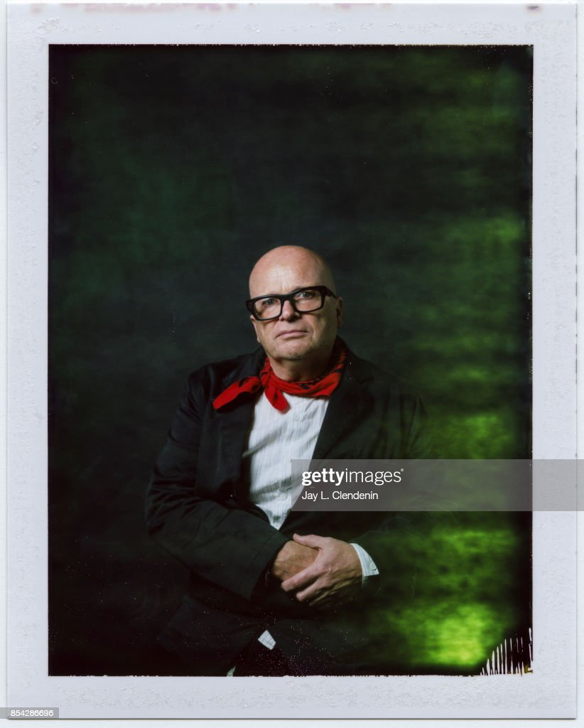 Director Dominic Savage from the film 'The Escape,' is photographed on polaroid film at the L.A. Times HQ at the 42nd Toronto International Film Festival, in Toronto, Ontario, Canada, on September 12, 2017.