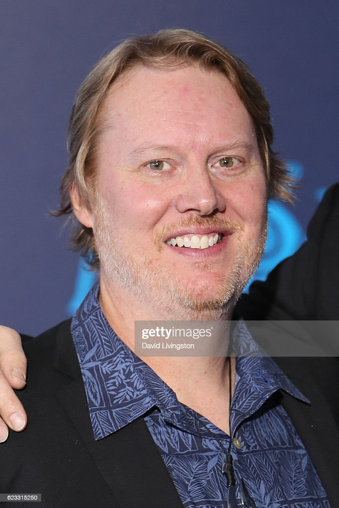Director Don Hall arrives at the AFI FEST 2016 presented by Audi premiere of Disney's 'Moana' held at the El Capitan Theatre on November 14, 2016 in Hollywood, California.