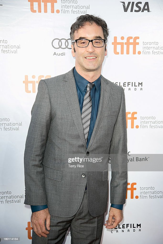 Director Don McKellar attends 'The Grand Seduction' premiere during the 2013 Toronto International Film Festival at Roy Thomson Hall on September 8, 2013 in Toronto, Canada.