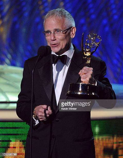 Director Don Roy King accepts the Outstanding Directing for a Variety Music or Comedy Series award onstage during the 63rd Annual Primetime Emmy...