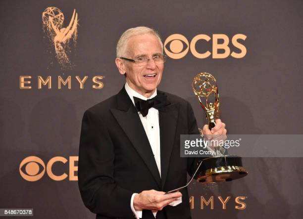 Director Don Roy King winner of the award for Outstanding Directing for a Variety Series for 'Saturday Night Live' poses in the press room during the...