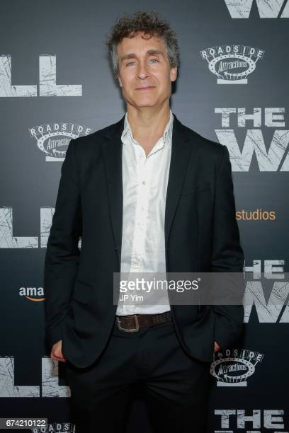 Director Doug Liman attends the premiere of 'The Wall' at Regal Union Square Theatre Stadium 14 on April 27 2017 in New York City
