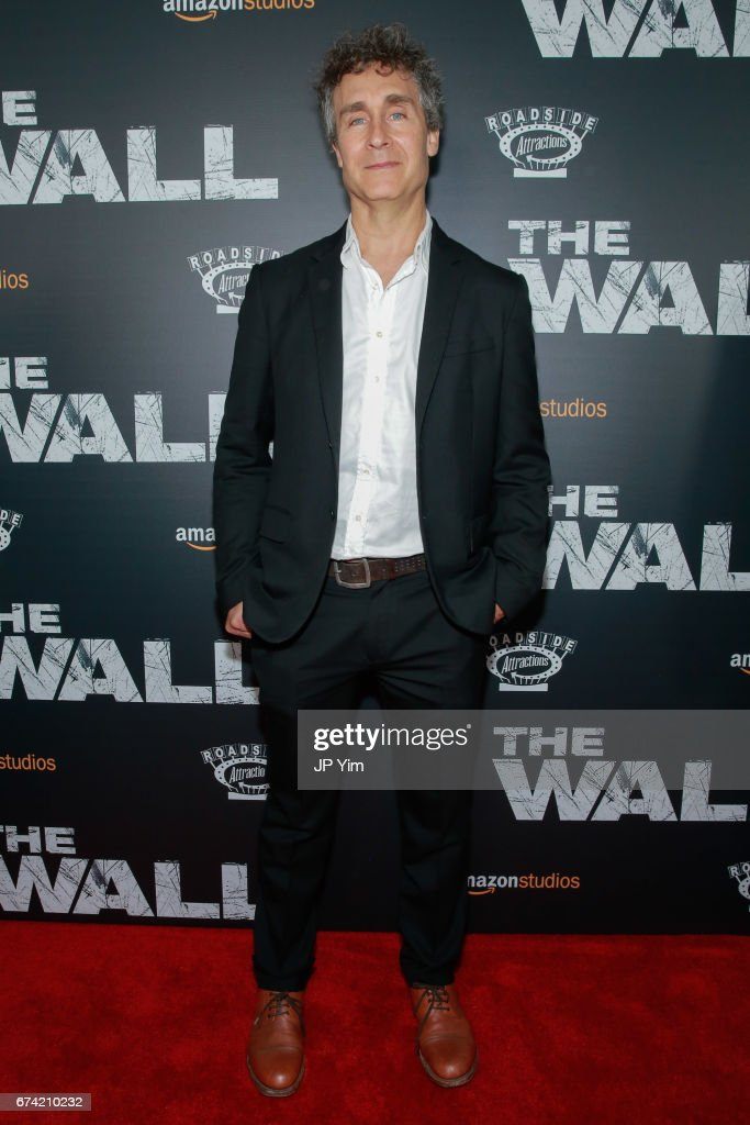 Director Doug Liman attends the premiere of 'The Wall' at Regal Union Square Theatre, Stadium 14 on April 27, 2017 in New York City.