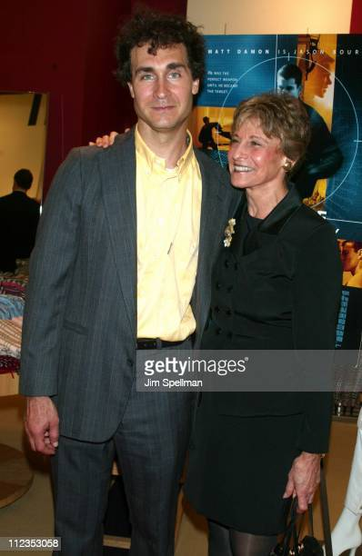 Director Doug Liman mother Ellen during New York Special Party for 'The Bourne Identity' to Benefit the Legal Action Fund at Burberry in New York...