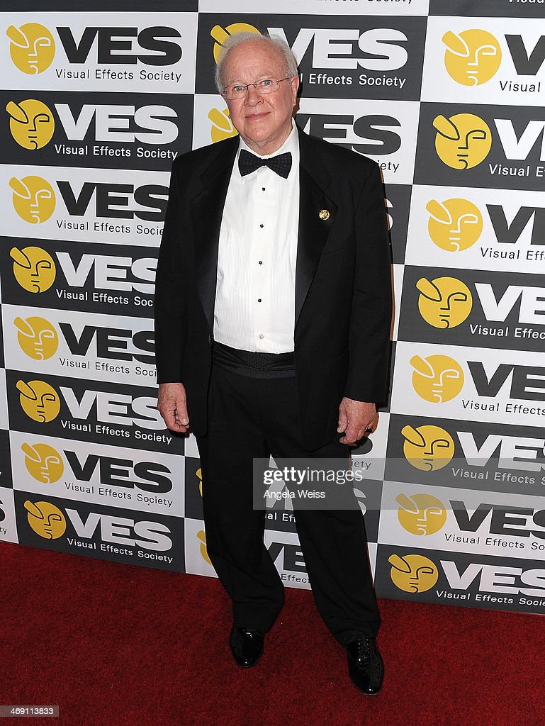 Director Douglas Trumbull attends the Visual Effects Society's 12th Annual VES Awards at The Beverly Hilton Hotel on February 12, 2014 in Beverly Hills, California.