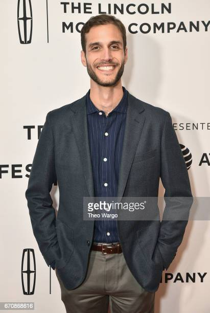 Director Drew Xanthopoulos attends the 'The Sensitives' Premiere during 2017 Tribeca Film Festival at Cinepolis Chelsea on April 20 2017 in New York...
