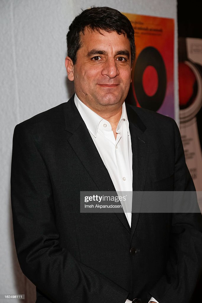 Director Dror Moreh attends the Sony Pictures Classics Pre-Oscar Dinner at The London Hotel on February 23, 2013 in West Hollywood, California.