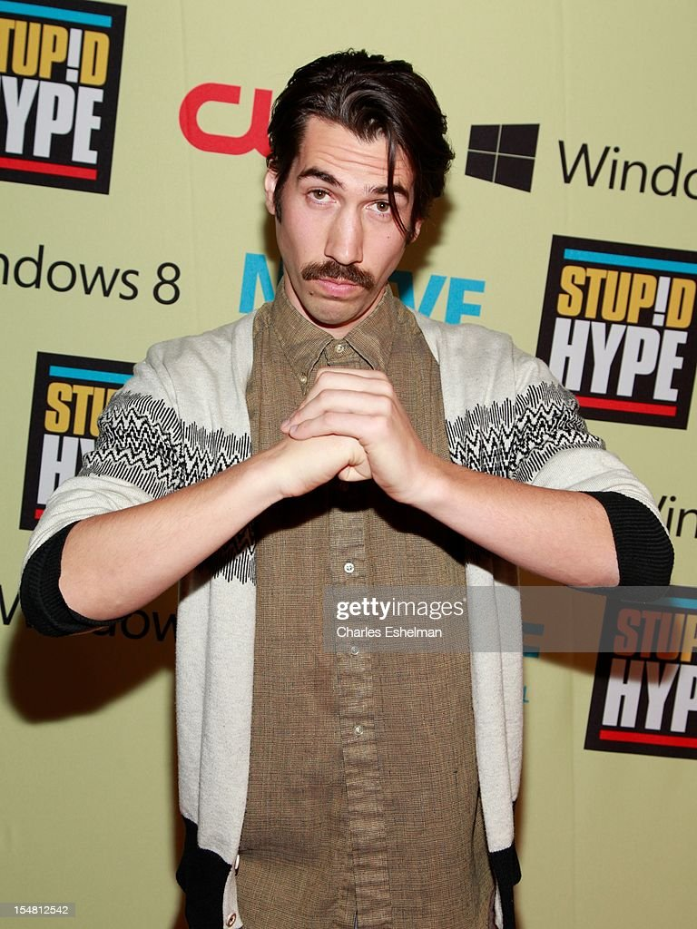 Director Dugan O'Neal attends 'Stupid Hype' Series Premiere at 54 Varick on October 26, 2012 in New York City.