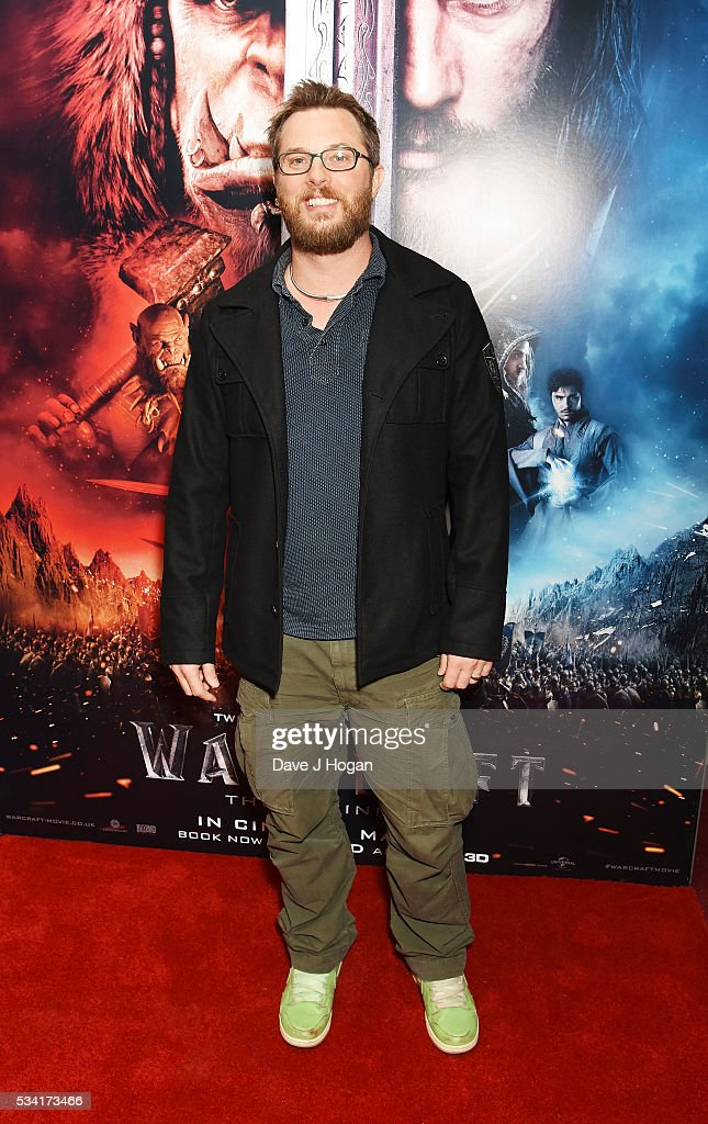 Director <a gi-track='captionPersonalityLinkClicked' href=/galleries/search?phrase=Duncan+Jones+-+Film+Director&family=editorial&specificpeople=7554328 ng-click='$event.stopPropagation()'>Duncan Jones</a> attends a special screening of 'Warcraft: The Beginning' at BFI IMAX on May 25, 2016 in London, England.