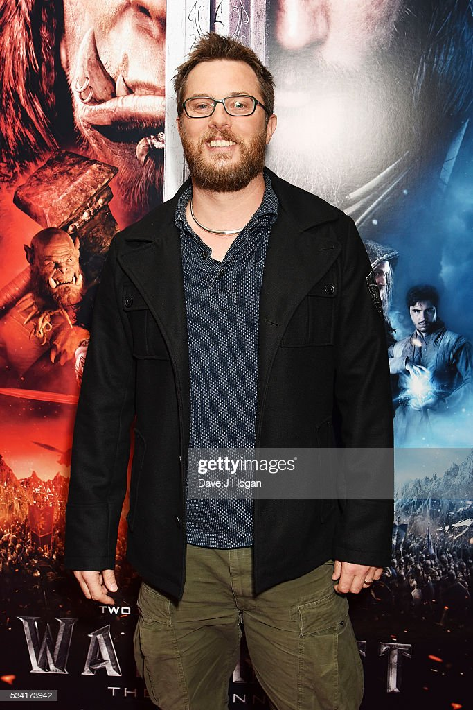 Director <a gi-track='captionPersonalityLinkClicked' href=/galleries/search?phrase=Duncan+Jones+-+Director&family=editorial&specificpeople=7554328 ng-click='$event.stopPropagation()'>Duncan Jones</a> attends a special screening of 'Warcraft: The Beginning' at BFI IMAX on May 25, 2016 in London, England.