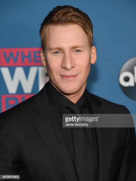 Director Dustin Lance Black attends the 'When We Rise' New York Screening Event at The Metrograph on February 22 2017 in New York City