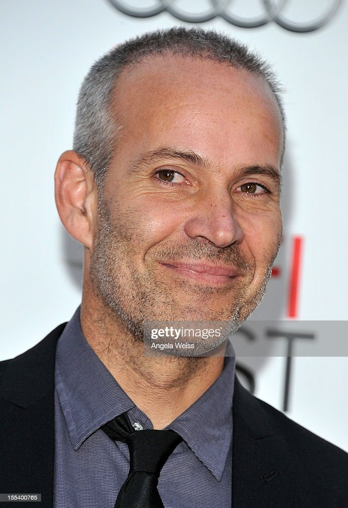 Director Dylan Kohler arrives at the 'Life Of Pi' premiere during AFI Fest 2012 presented by Audi at Grauman's Chinese Theatre on November 2, 2012 in Hollywood, California.