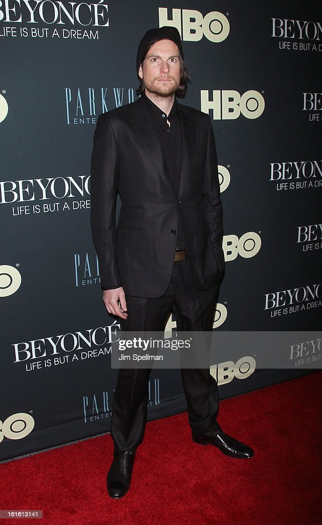 Director Ed Burke attends 'Beyonce: Life Is But A Dream' New York Premiere at Ziegfeld Theater on February 12, 2013 in New York City.