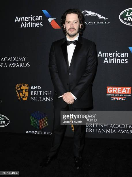 Director Edgar Wright attends the 2017 AMD British Academy Britannia Awards at The Beverly Hilton Hotel on October 27 2017 in Beverly Hills California