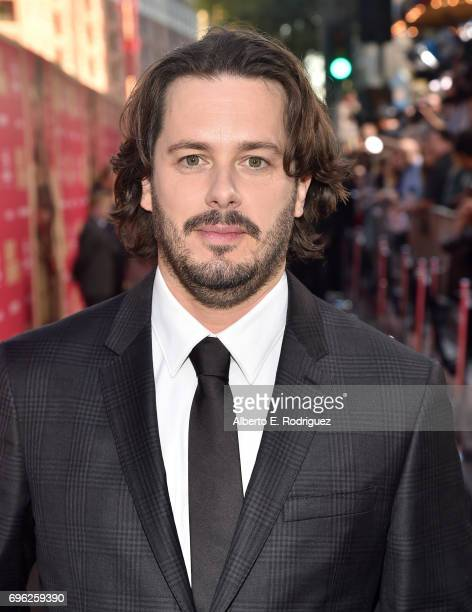 Director Edgar Wright attends the premiere of Sony Pictures' 'Baby Driver' at Ace Hotel on June 14 2017 in Los Angeles California