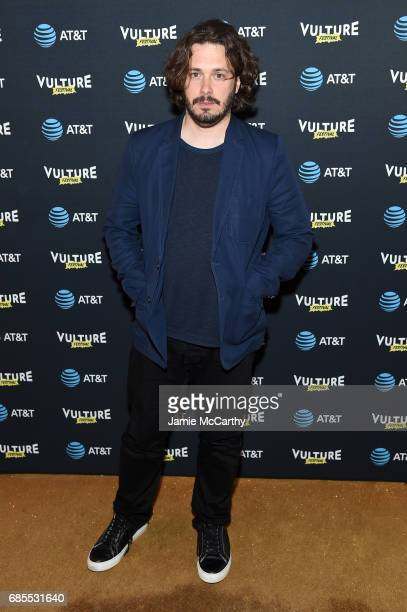 Director Edgar Wright attends the Vulture Festival Opening Night Party Presented By ATT at Top of The Standard Hotel on May 19 2017 in New York City