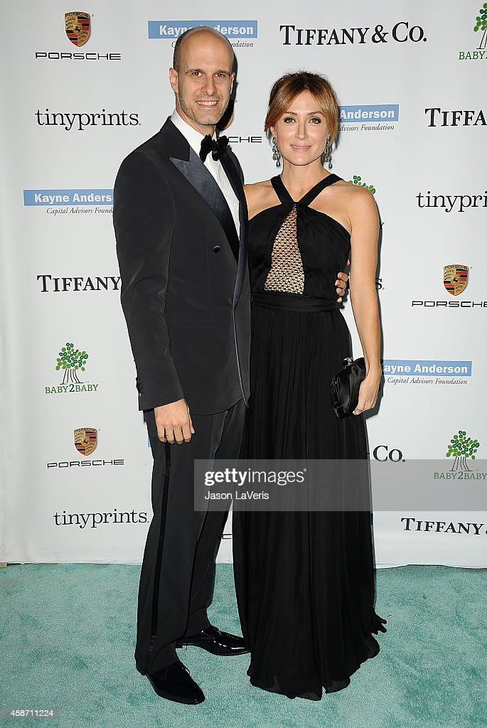 Director <a gi-track='captionPersonalityLinkClicked' href=/galleries/search?phrase=Edoardo+Ponti&family=editorial&specificpeople=851141 ng-click='$event.stopPropagation()'>Edoardo Ponti</a> and actress <a gi-track='captionPersonalityLinkClicked' href=/galleries/search?phrase=Sasha+Alexander&family=editorial&specificpeople=215373 ng-click='$event.stopPropagation()'>Sasha Alexander</a> attend the 2014 Baby2Baby gala at The Book Bindery on November 8, 2014 in Culver City, California.