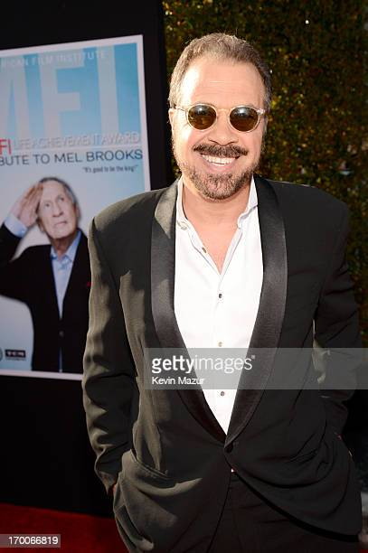 Director Edward Zwick attends AFI's 41st Life Achievement Award Tribute to Mel Brooks at Dolby Theatre on June 6 2013 in Hollywood California...