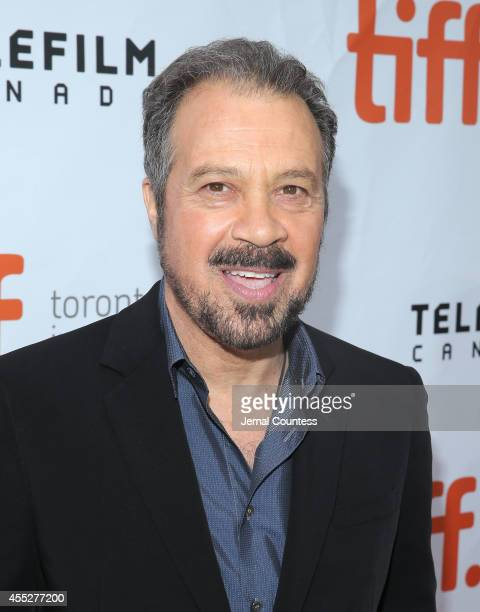 Director Edward Zwick attends the 'Pawn Sacrifice' premiere during the 2014 Toronto International Film Festival at Roy Thomson Hall on September 11...