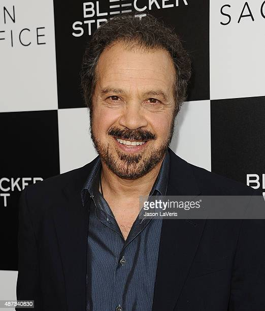 Director Edward Zwick attends the premiere of 'Pawn Sacrifice' at Harmony Gold Theatre on September 8 2015 in Los Angeles California