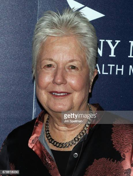 Director Eleanor Coppola attends the Sony Pictures Classics' 'Paris Can Wait' screening hosted by The Cinema Society BNY Mellon at Landmark Sunshine...