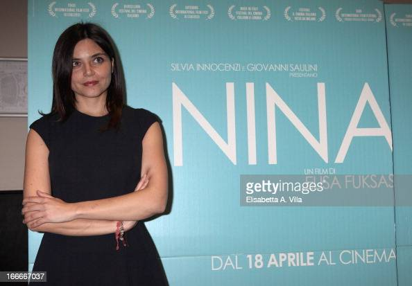 """Nina"" Rome Premiere Photos and Images 