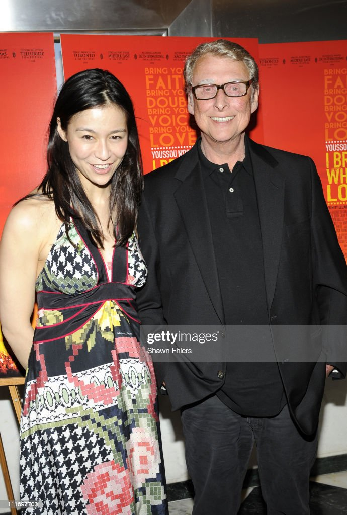 Director Elizabeth Chai Vasarhelyi and Director <a gi-track='captionPersonalityLinkClicked' href=/galleries/search?phrase=Mike+Nichols+-+Film+Director&family=editorial&specificpeople=204462 ng-click='$event.stopPropagation()'>Mike Nichols</a> attend the 'Youssou Ndour: I Bring What I Love' premiere at the Paris Theatre on June 4, 2009 in New York City.